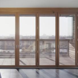 Wie Fenster über die Dimension auswählen