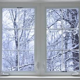 Wie Sie Ihre Fenster vor dem Winter zu sichern